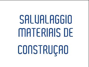 Salvalaggio Materiais de Construção