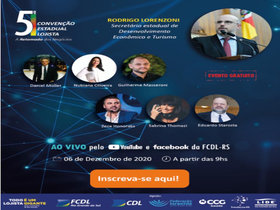 Convenção Lojista 2020