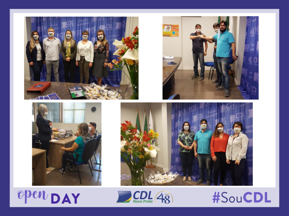 Open Day - 48 anos da CDL