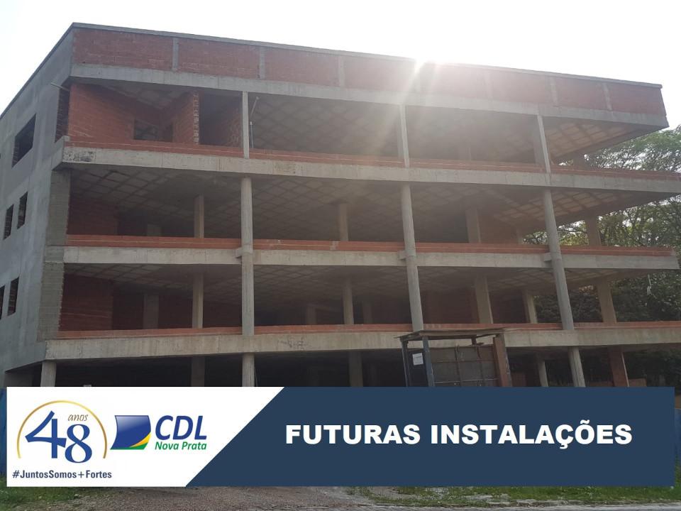 Construção Nova Sede CDL