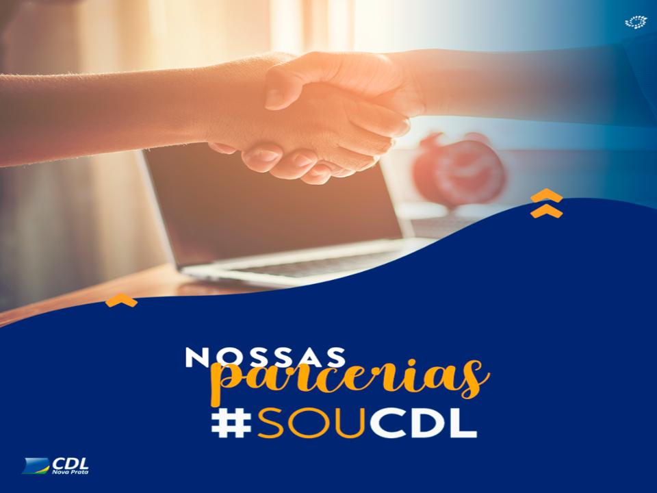 Nossas Parcerias  #SouCDL